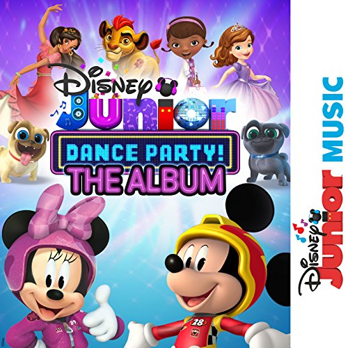 ... Disney Junior Music Dance Part.