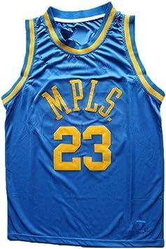 HANGESS Camiseta De Baloncesto para Hombre NBA Lakers # 23 Jersey ...