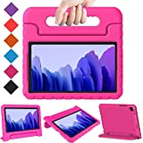 BMOUO Samsung Galaxy Tab A7 Case for Kids, Samsung Tab A7 10.4 Case 2020, Lightweight Shockproof Convertible Handle Stand Kid