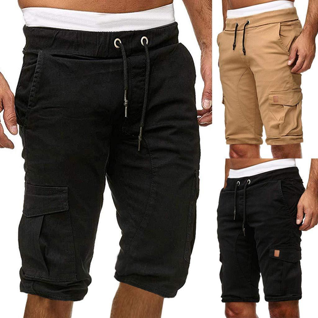Pantalones Hombre 2019 MISSWongg Aire Libre Casuales Verano ...