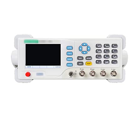 Zs-Meter Multímetro Digital LRC Banco de sobremesa Puente ...