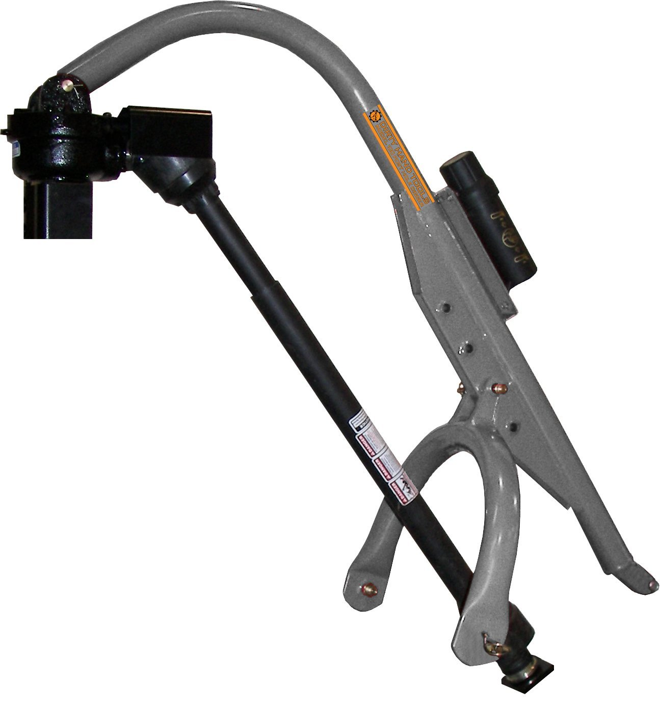 Dirty Hand Tools 100498 Model 100 Three-point Hitch Post Hole Digger For 6 - 12' Augers