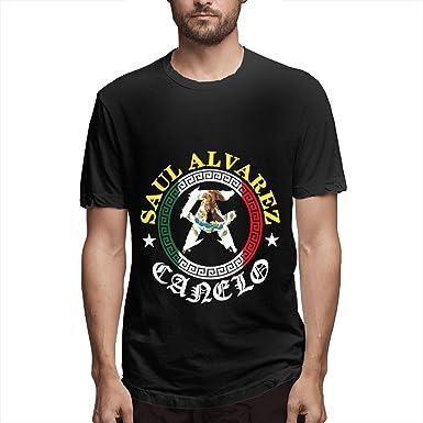 Abigails Home Saul Alvarez Canelo 1 Camisas Hombres ...