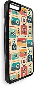 Printed Case for iPhone 7 Plus, Cameras