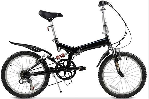 X Micro Bicicleta Plegable Bicicleta de montaña Hombres y Mujeres ...