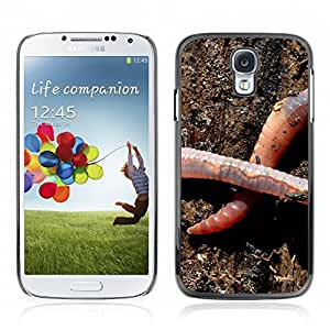Carcasa Funda Case // Earthworm V0000159//Samsung Galaxy S4 i9500