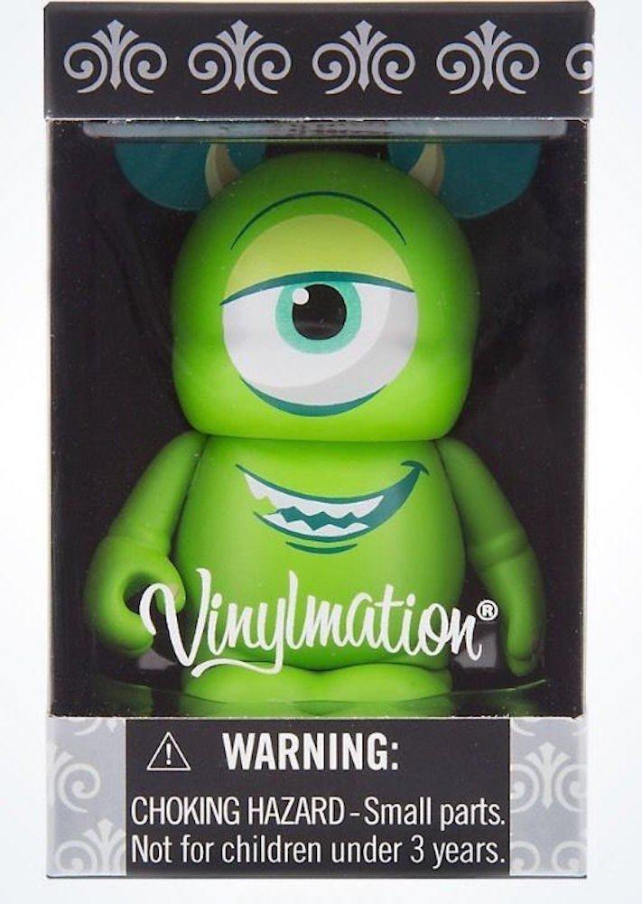 Disney Parks Exclusive Theme Park Favorites Vinylmation : 3 Mike ...