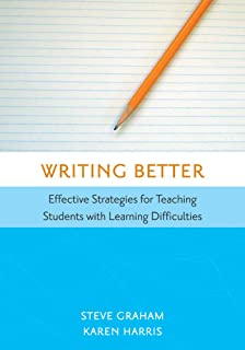 Amazon teachers guide to effective sentence writing what writing better effective strategies for teaching students with learning difficulties fandeluxe Choice Image