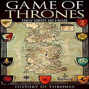Game of Thrones Audiobook