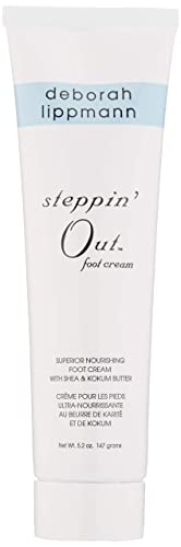 Deborah Lippmann Steppin Out Nourishing Foot Cream, 5.2 oz