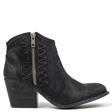 Musse & Cloud Women's Athya Boots,37 European US Women,Black