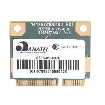Amazon.com: Chip Realtek rtl8191se Mini PCI-E mitad Hight ...