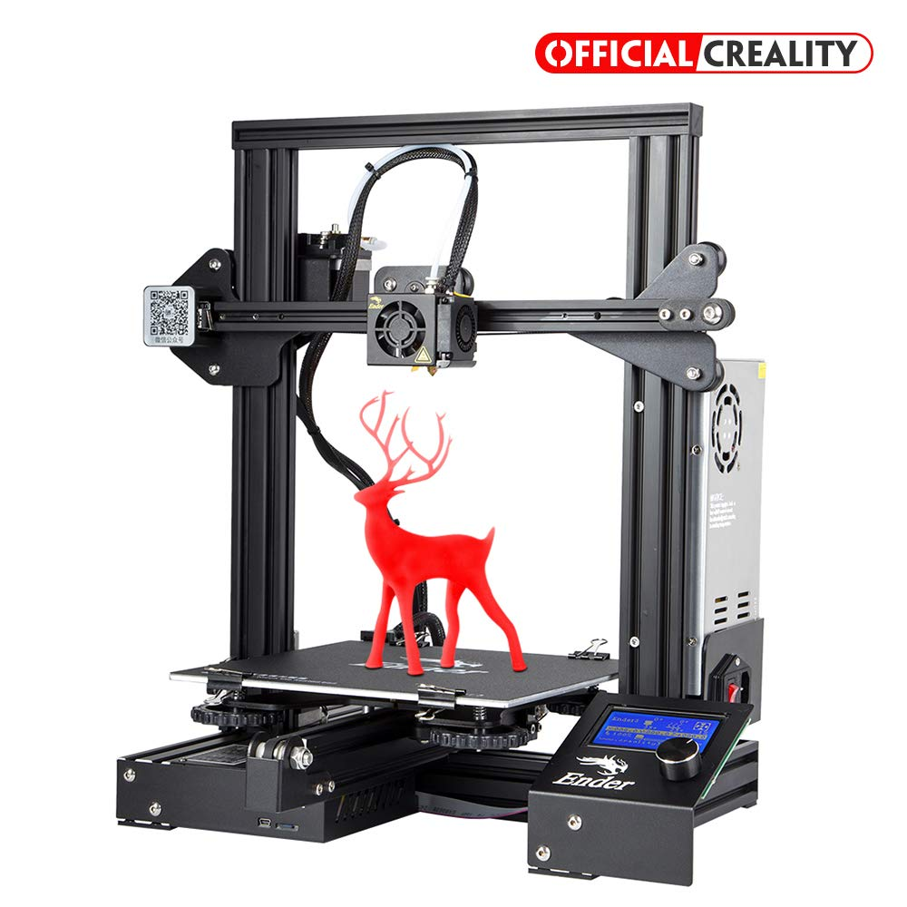 Creality Ender 3 mit Resume Printing Open Source