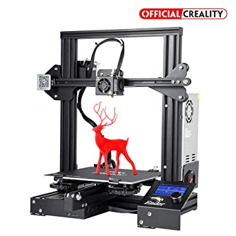 Creality ender-3 3d printer economic ender DIY KITS with resume ...