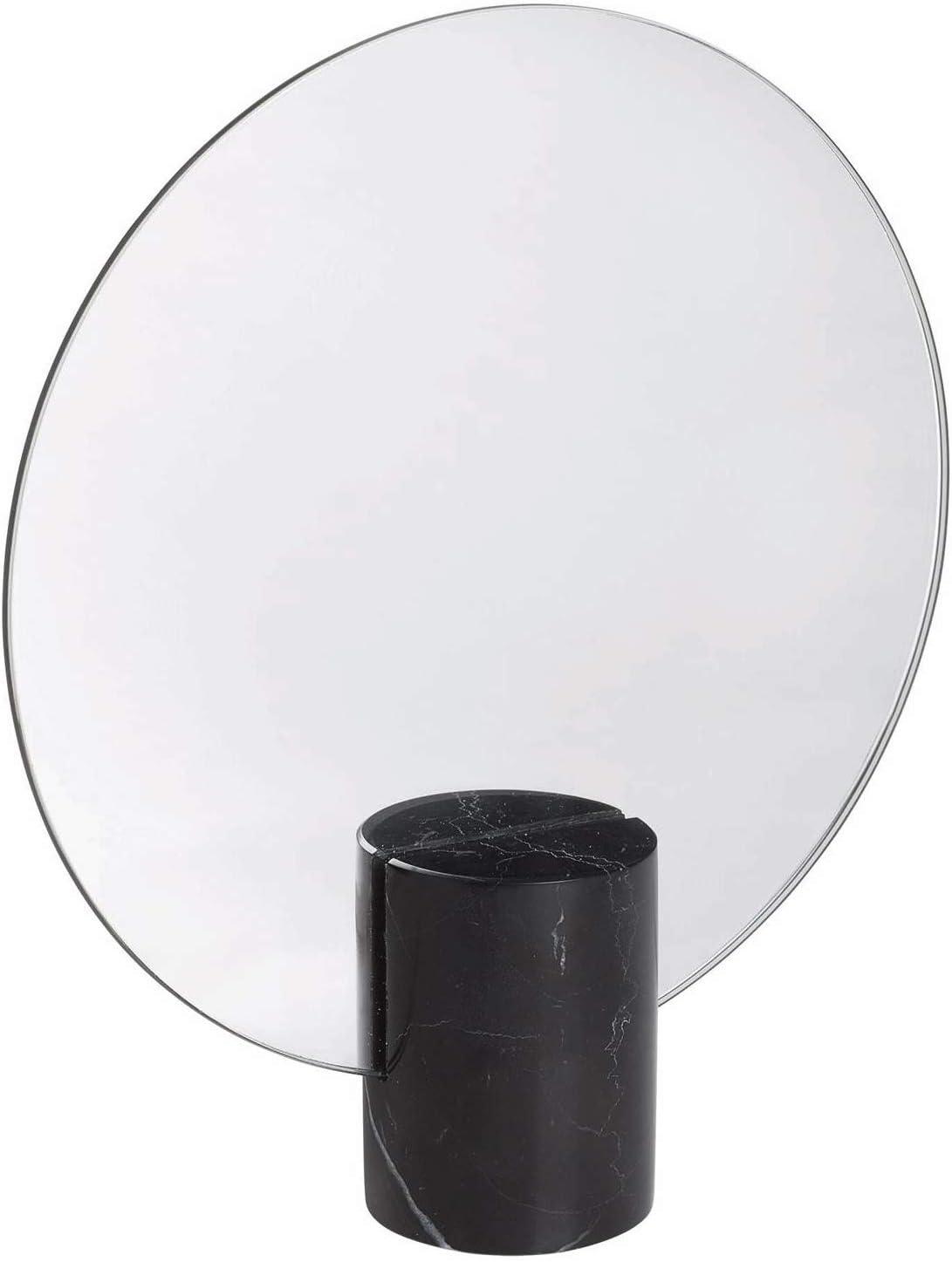 Blomus Tischspiegel-65999 Marmor Tischspiegel Schwarz One Size
