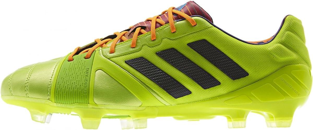 adidas Nitrocharge 1.0 TRX AG, Herren Fußballschuhe, Grün