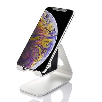 Resistente teléfono móvil soporte, jokitech S1 Universal de mesa ...