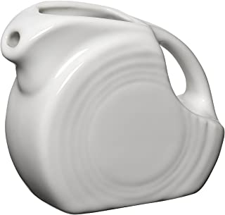 product image for Fiesta 5-Ounce Mini Disk Pitcher, White