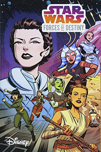 Star Wars: Forces of Destiny (Star Wars Adventures)