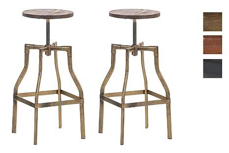 Sgabelli bar e cucina con penisola regolabili in altezza sedia