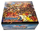BuddyFight Roar! Invincible Dragon!! Booster Box English Game Cards BFE-D-BT02
