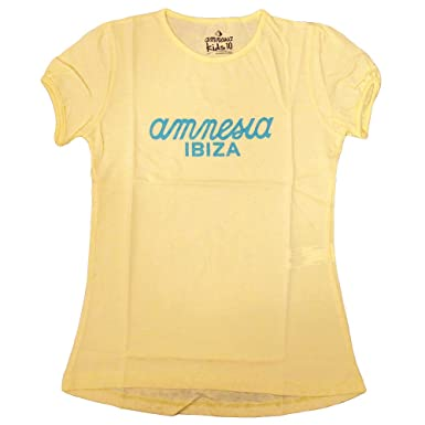 Amazon.com: Amnesia Ibiza: Classic Logo Kids – Camiseta para ...