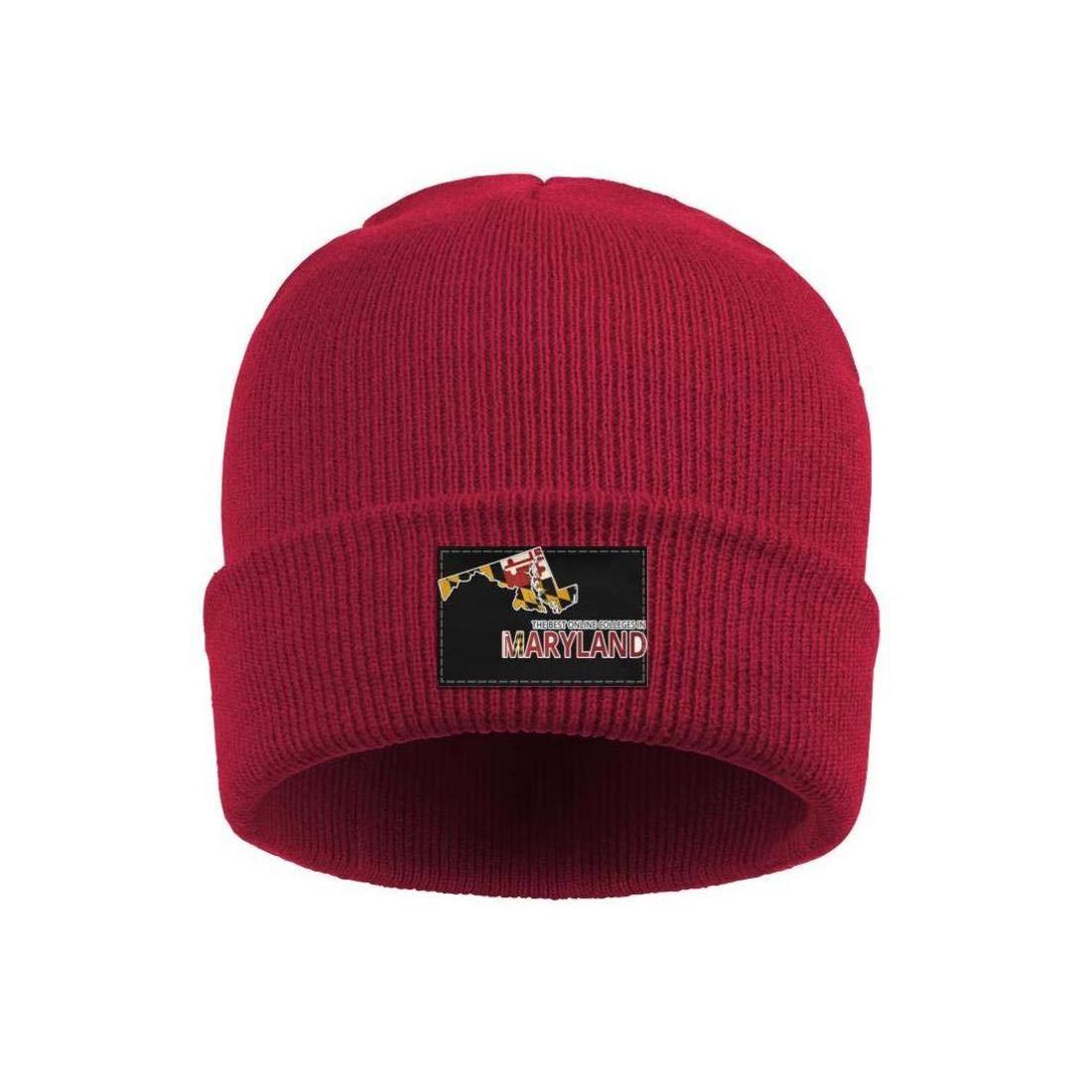 FYFYOK Mens Slouchy Beanie Hat Winter Hats The Best Online Colleges Warm Cap