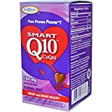 Enzymatic Therapy – Smart Q10 CoQ10 Chocolate 100 mg 30 chew