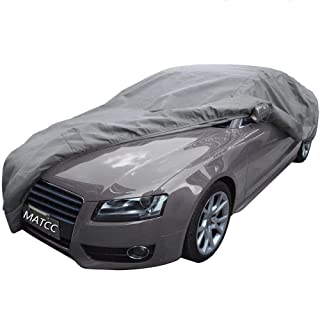 AUDI A5 CABRIOLET LUXURY HEAVYDUTY CAR COVER COTTON LINED