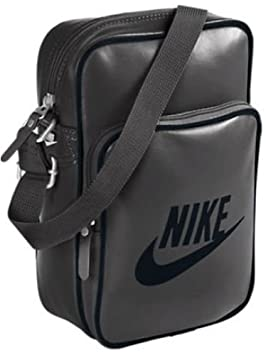 698768a7a54d Nike Small Bag Travel Bag Shoulder Bag Man Bag Womens Bag Grey Black Colour