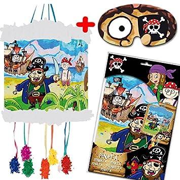 Piñata * Niños piratas * - como Tren Piñata para hasta 7 ...