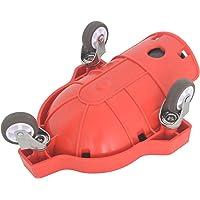 Miwaimao Gel deslizante ajustable Rodilleras con ruedas Rodillas