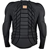 BenKen Cycling Ultra Light Upper Body Protective Gear Mountain Biking Long Short Armor Spine Back Protector