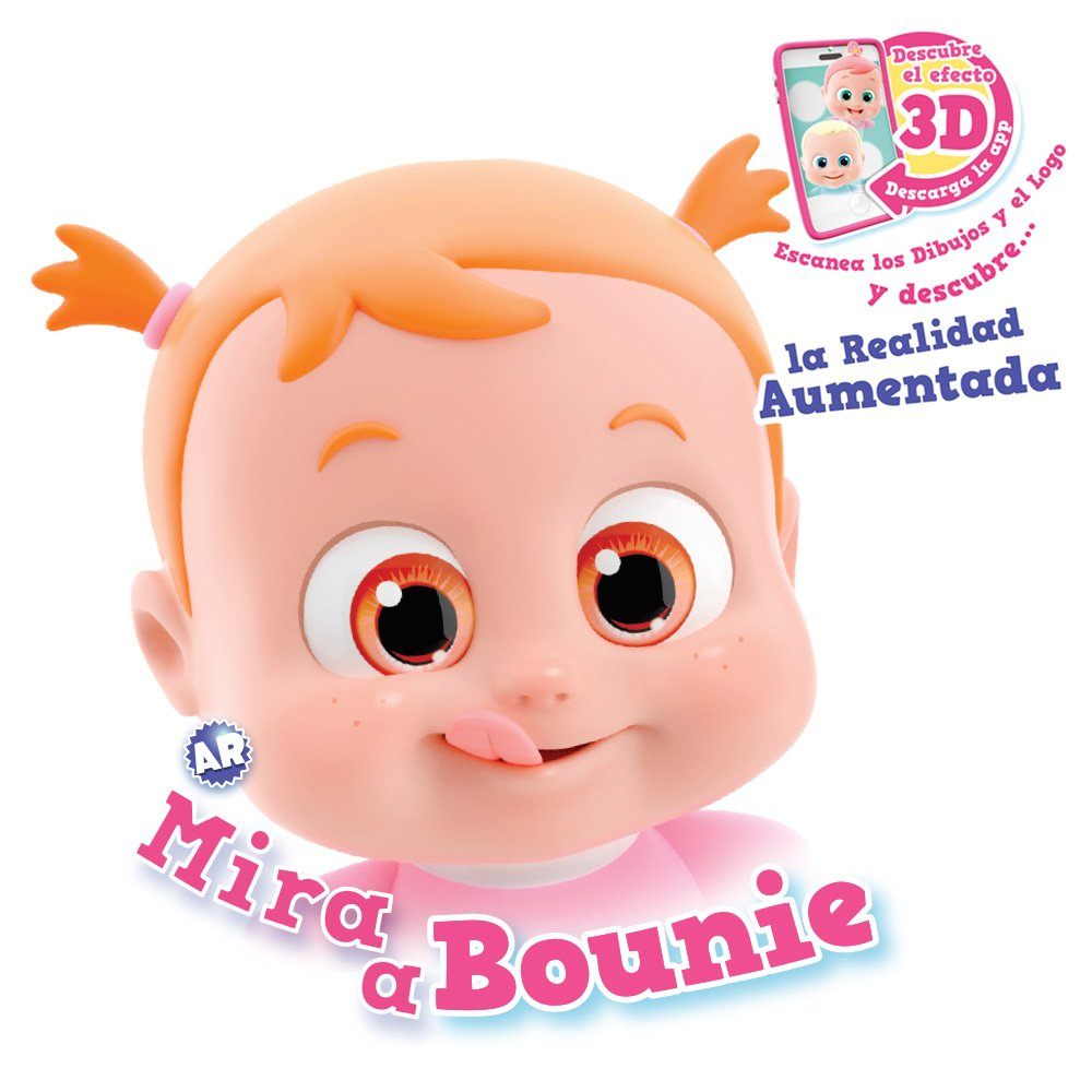 Bouncing Babies- Nadando con Delfines Bounie Chica (Cife 41162) Spain