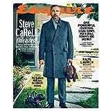 Esquire Magazine (November, 2018) Steve Carell Cover