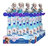 Disney Frozen Candy Filled Fan 12ct