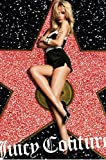 **PRINT AD** With Natasha Poly For 2013 Juicy Couture Hollywood Walk Of Fame