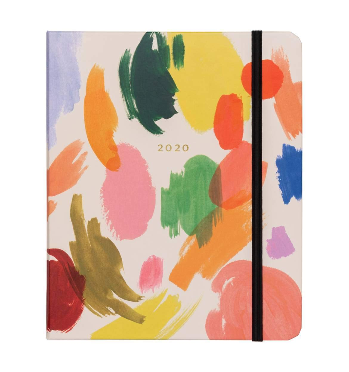 2020 Palette Covered Spiral Planner by Rifle Paper Co.