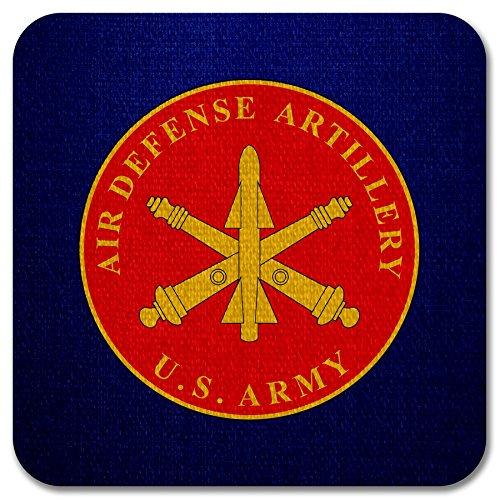 Premium Vinyl Decal /Sticker - US Army Air Defense Artillery, branch plaque