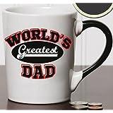 Worlds Greatest Dad 20 Oz. Ceramic Coffee Mug