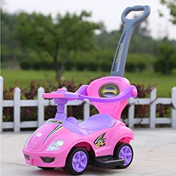 Buy Goodluck Baybee Kids Ride On Push Car For Toddlers New Model Baby Car Toy Children Rider Infant Baby Car Toys Kids Suitable For Boys Girls 1 5 Years Pink Online