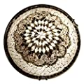 ON SALE Art-Win Lighting W10030 White Handmade Turkish Mosaic Ceiling Lamp