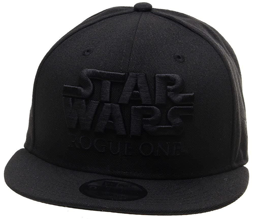 New Era Star Wars Rogue One 9FIFTY Snapback - Black - Size S M   Amazon.co.uk  Clothing e3c86fa81f78