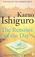 The Remains Of The Day: Kazuo Ishiguro (FF