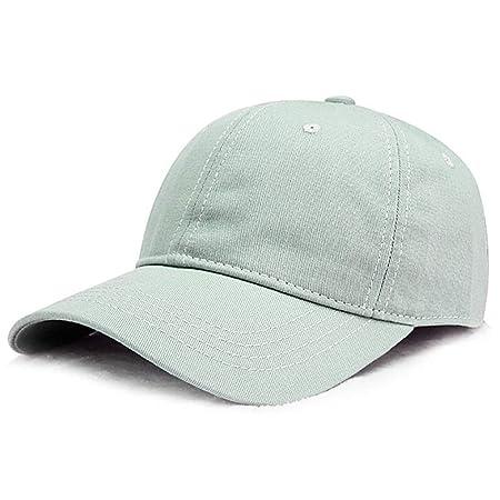 Gorra de béisbol Superior Suave Placa de luz Masculina Curvada ...