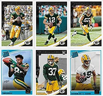 Amazon.com  Packers Gift Pack - 2015 Topps PLUS 2016 c6bae17d4