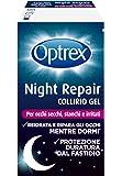 Optrex Eye Drops Night Repair Gel 10ml