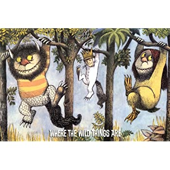 Amazon.com: Where the Wild Things Are: Toys & Games