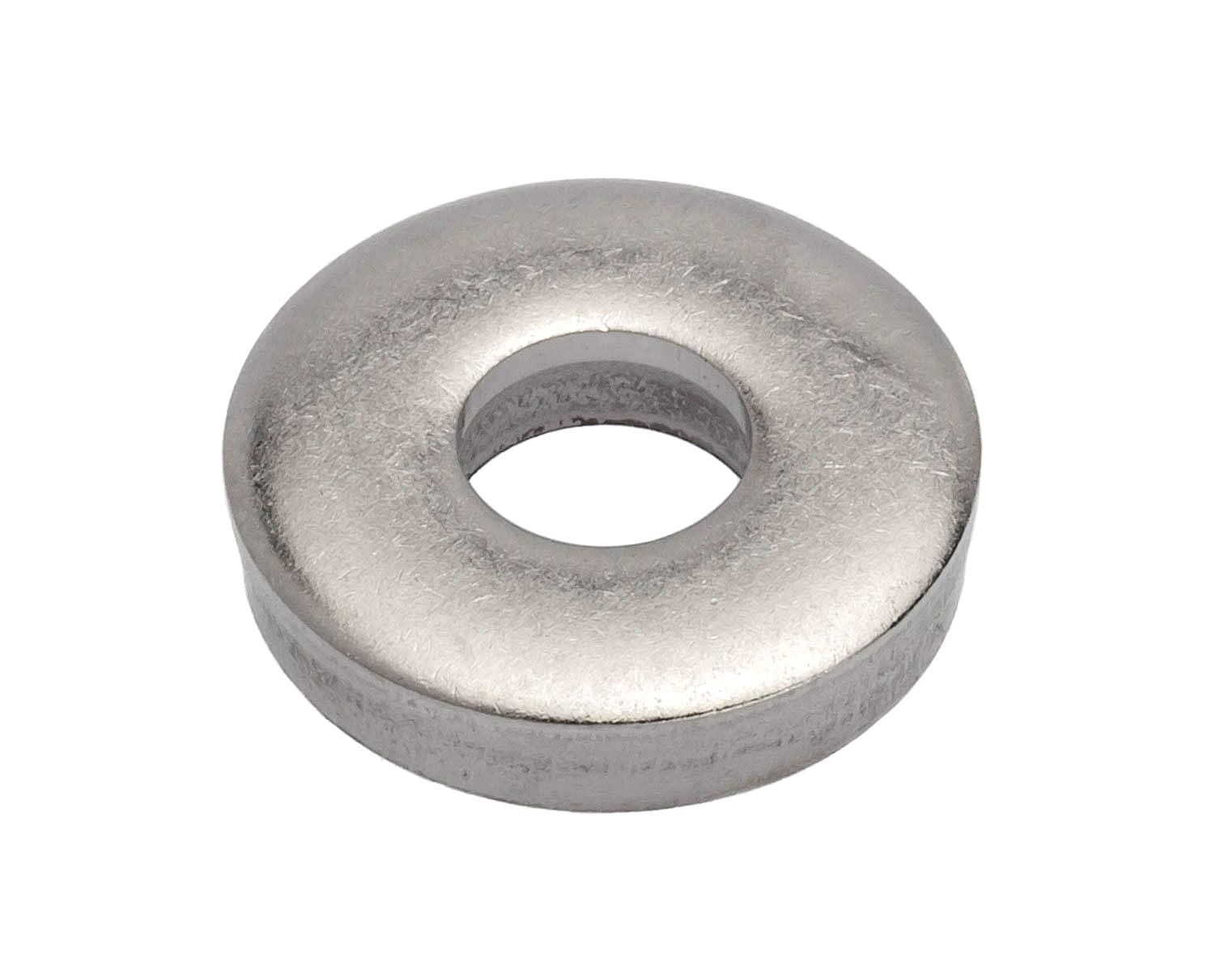 AMPG Z8870SS Metric Flat Washer, Stainless Steel