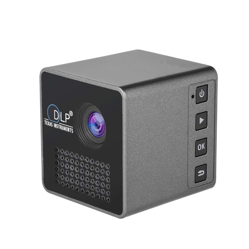Proyector Móvil, P1 P1 + H Pocket Proyector De Cine En Casa ...